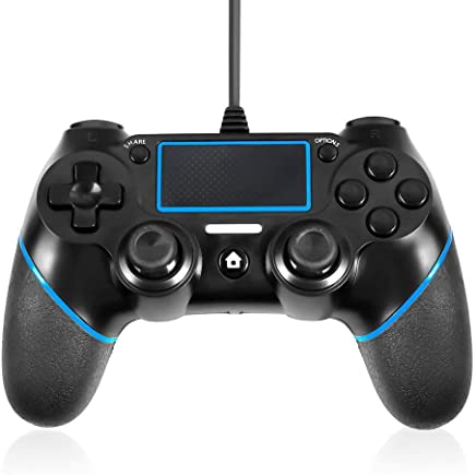 TGJOR USB Wired Game Controller for Sony PS4 Playstation...