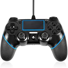TGJOR USB Wired Game Controller for Sony PS4 Playstation 4 Gamepad Joystick Controller