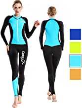 COPOZZ Diving Skin, Men Women Youth Thin Wetsuit Rash Guard- Full Body UV Protection - for Diving Snorkeling Surfing Spear...