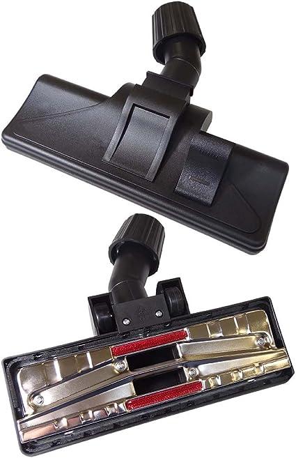 Boquilla para aspiradora cepillo combinado para aspirador AEG Vampyr CE de alimentaci/ón de 24 db con 1 rollo de bolsa de residuos 16l Turbo lanza