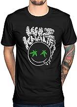 Official Wiz Khalifa Smokey Smiley T-Shirt