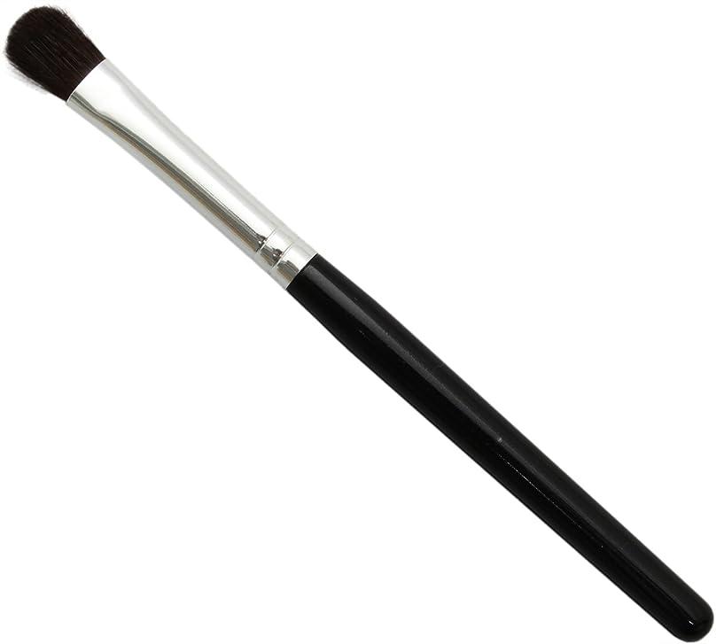 入るタオル考古学的な熊野筆 メイクブラシ KUシリーズ アイシャドウブラシ 小 馬毛