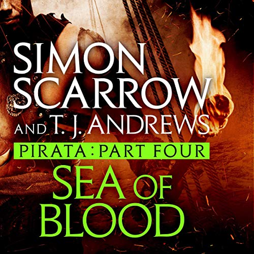 Pirata: Sea of Blood audiobook cover art