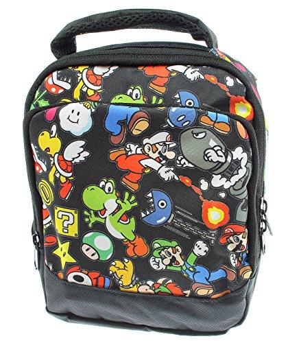 Nintendo Super Mario Bros. Characters Lunch Bag