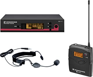 Sennheiser Consumer Audio Compatible with Sennheiser EW 152 G3-G-US headset EW system