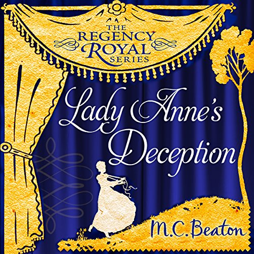 Lady Anne's Deception cover art