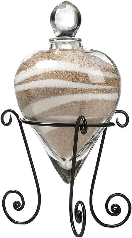 Lillian Rose Herz Einheit Sand Vase mit Ständer
