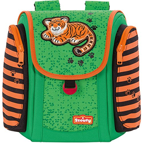 Scouty Vorschulranzen Minimega Tiger 265 tiger