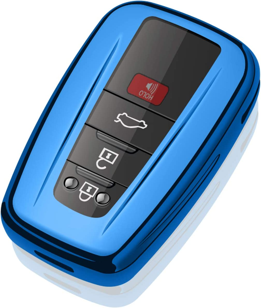 Tukellen for Toyota Key Fob TPU Case Sacramento Free Shipping New Mall Special Soft Cover
