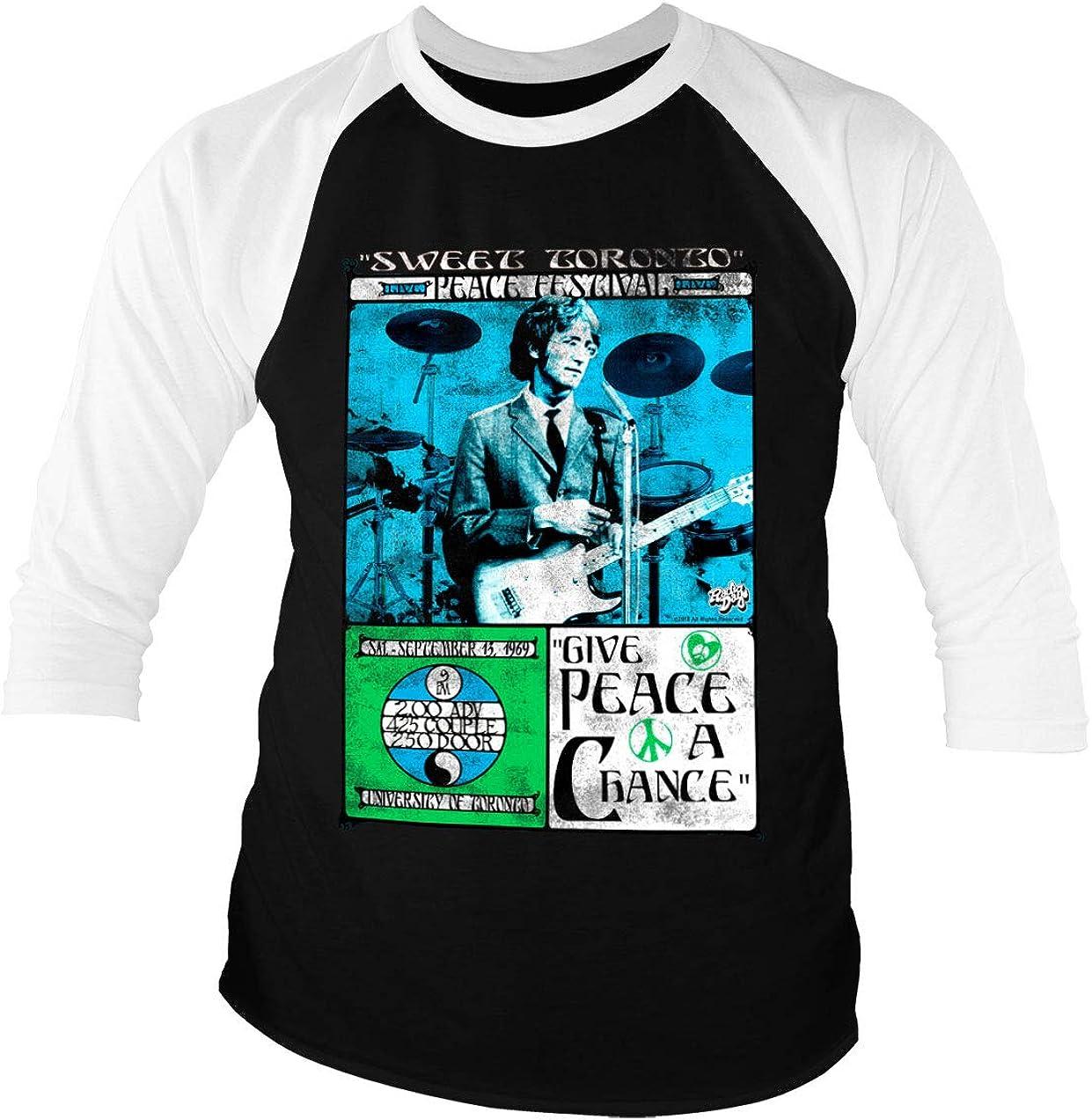 Licenciado Oficialmente John Lennon - Toronto Peace Festival ...