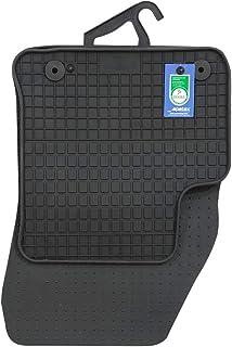 PETEX 92214 Rubber Mats Suitable F Elektro (Corsa-E) from 02/2020 Black Set of 4