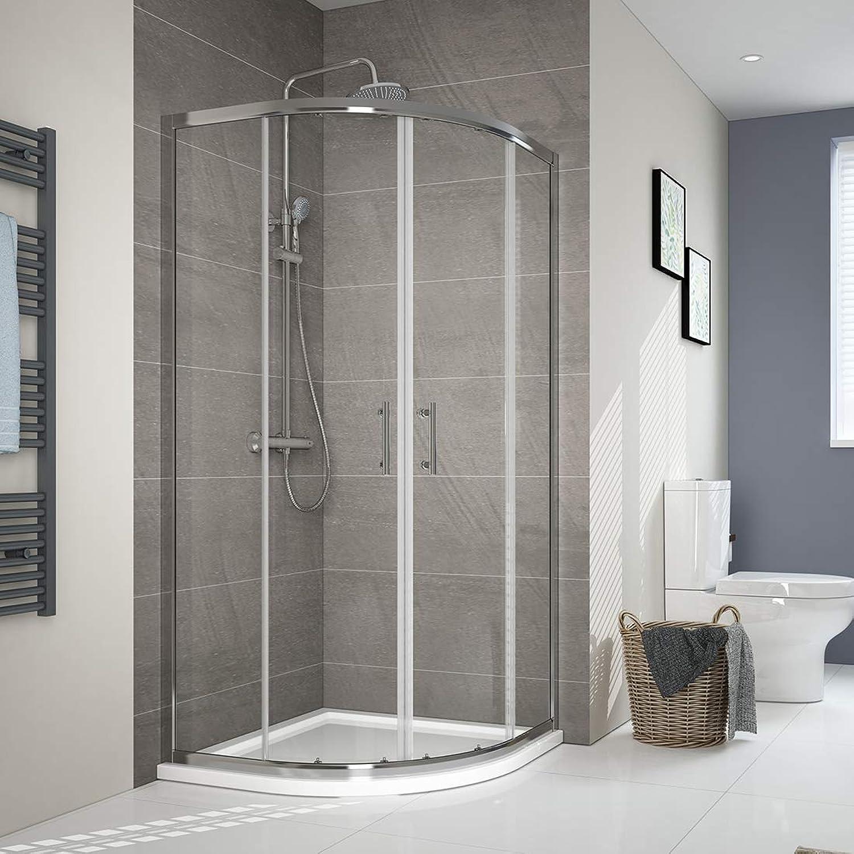 900 x 900 mm Quadrant Shower Enclosure 6mm Sliding Glass Cubicle Door   6mm Tempered Glass Quadrant Shower Enclosure Walk in Corner Cubicle Glass Door