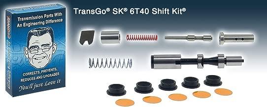 Transgo SK6T40 Shift Kit (Gen1) 6T40 6T45 09-12