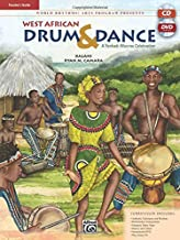 World Rhythms! Arts Program Presents West African Drum & Dance: A Yankadi-Macrou Celebration (Teacher's Guide), Book, DVD & CD (Paperback) - Common