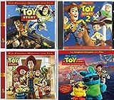 Toy Story - HSP CD 1-4 im Set - Deutsche Originalware [4 CDs]
