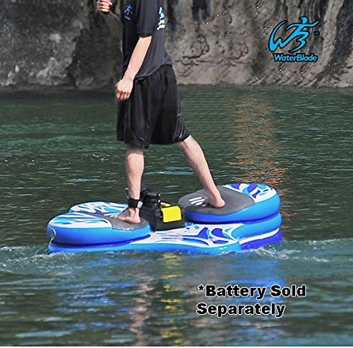 Waterblade stingray electric surfboard