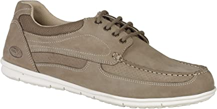 Woodland Men's Casual Leather Sneakers
