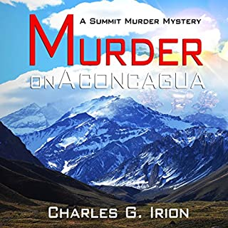 Murder on Aconcagua audiobook cover art