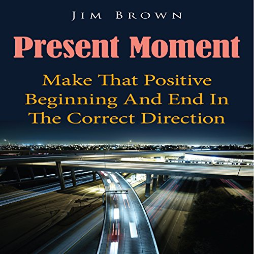Present Moment  By  cover art