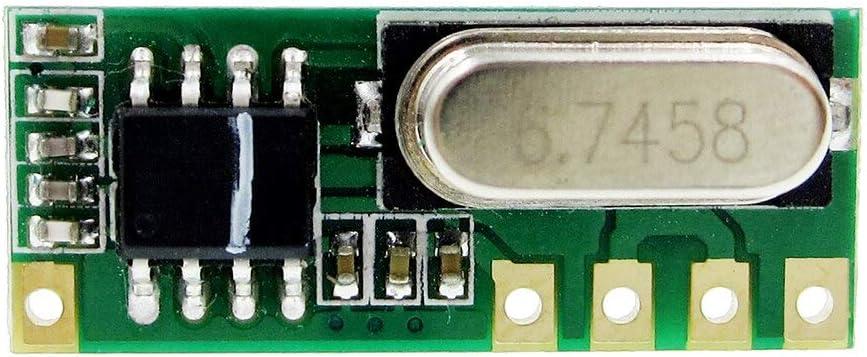 20 Las Vegas Mall PCS 4.5-5.5V LR45B 315 Receiver Cheap SALE Start Superheterodyne Ask Wireless