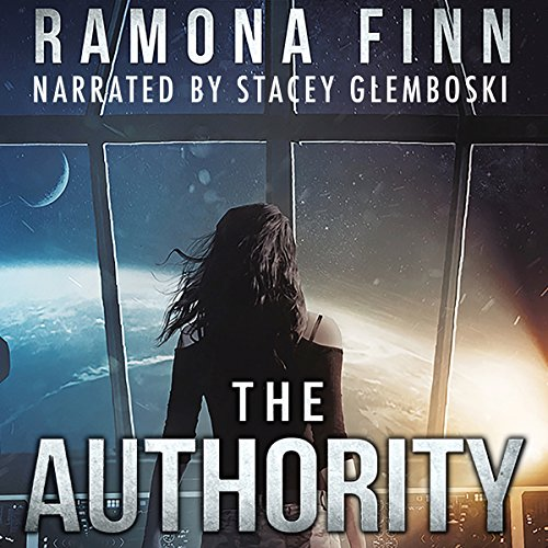 The Authority audiobook cover art