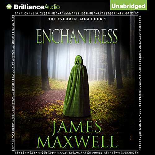 Enchantress audiobook cover art