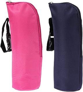 isuperb bolsillos para mantener caliente isobeutel Caja de botellas funda calentadora para bebé Baby Bottle Bag monocolor