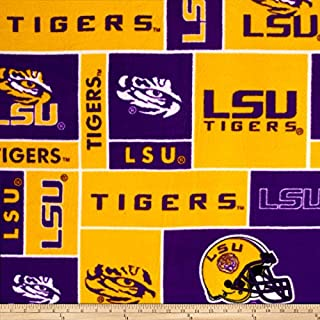 Sykel Enterprises Collegiate Fleece Louisiana State University, Multi