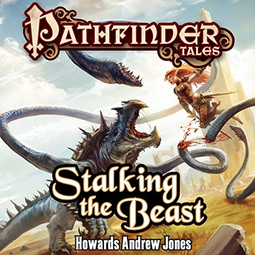 Stalking the Beast audiobook cover art