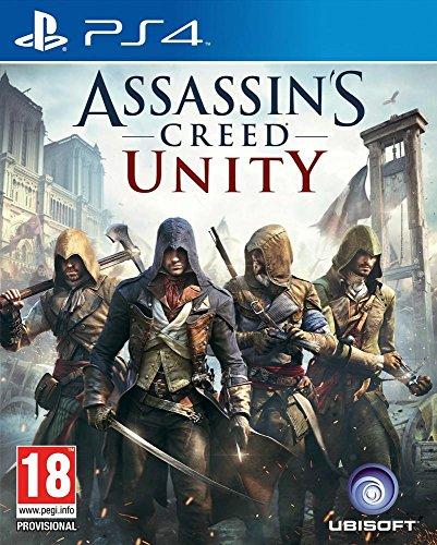 Assassin's Creed, Unity PS4