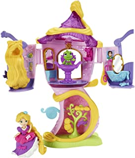 Hasbro Disney Princess Small Doll Rapunzel'S Tower Set - 4 Years & Above (Multi Color B5837EU40)