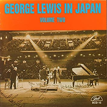 George Lewis in Japan, Vol. 2