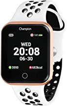 Relógio Smartwatch Champion Ref: Ch50006w Retangular Ros