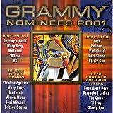 2001 Grammy Pop Nominees