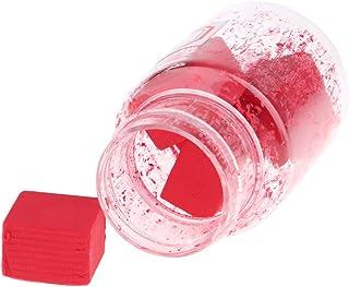 Perfeclan 口紅作り DIY リップスティック原料 赤面原料 無ワックス 無粉砕 無飛翔粉末 9色選択でき - B