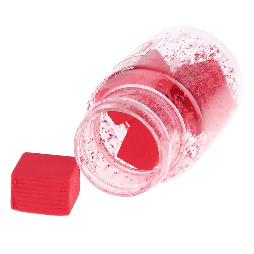 十一開いた滑り台Perfeclan 口紅作り DIY リップスティック原料 赤面原料 無ワックス 無粉砕 無飛翔粉末 9色選択でき - B