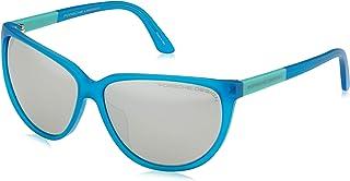 Porsche Design Sunglasses for Women, Silver, P8588-E-6113-135