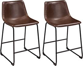 Signature Design by Ashley D372-124 Barstools, Centiar Counter Height