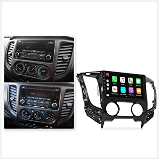 TUNEZ® 9 Inches Indash Car Audio Radio Stereo Replacement For Mitsubishi Triton Or L200 5th Generation MQ MR chassis Year ...