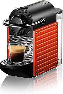 Nespresso C61 Pixie Kapsüllü Kahve Makinası, Kırmızı