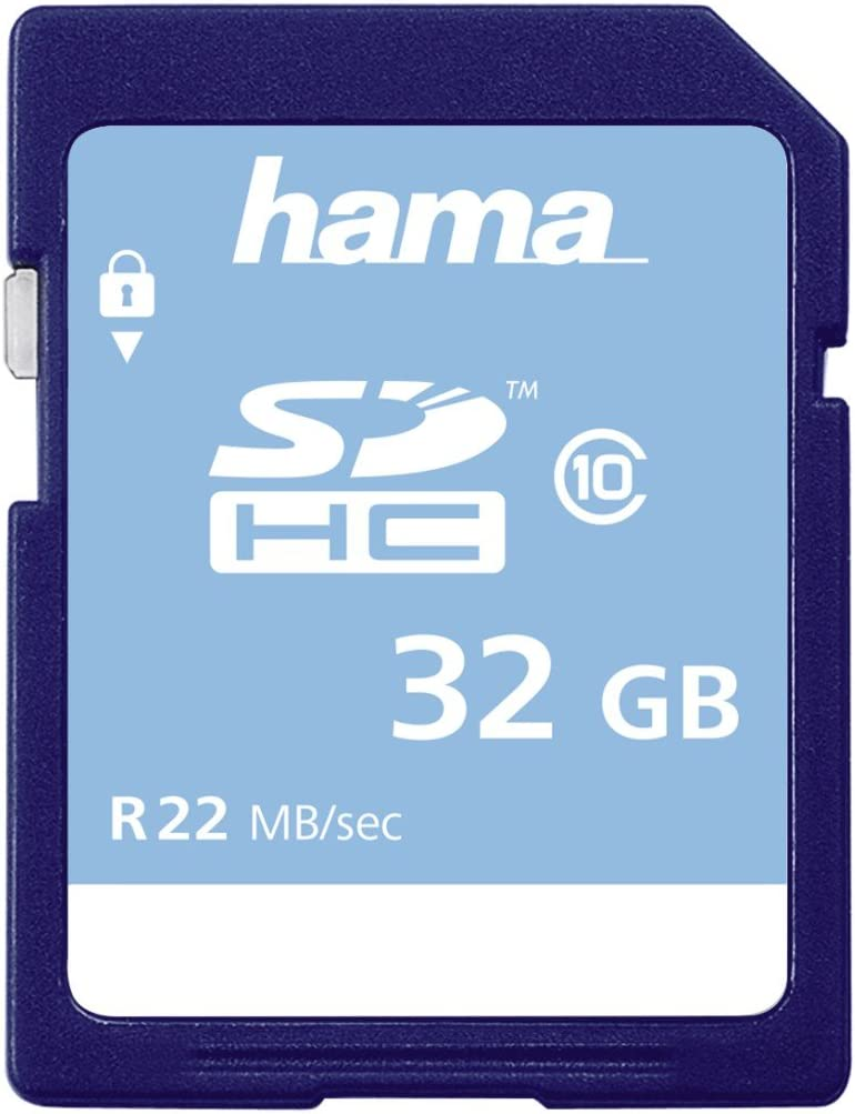 Hama Speicherkarte Sdhc 8gb Computer Zubehör