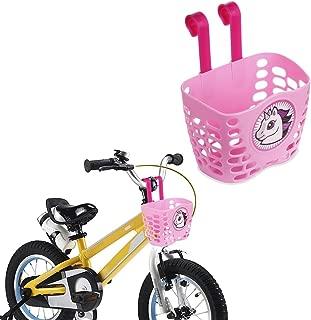bike handlebar basket combo