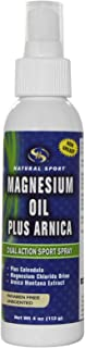 Magnesium Oil Sport STS (Supplement Training Systems) 4 oz Spray