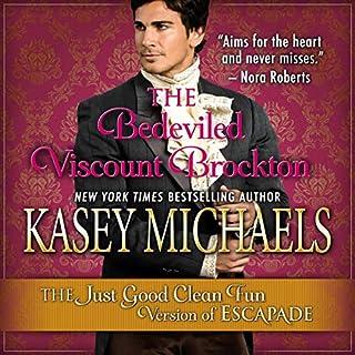 The Bedeviled Viscount Brockton cover art