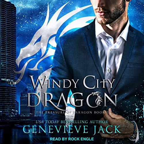 Windy City Dragon  By  cover art