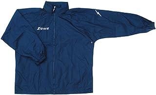 Zeus K-Way Rain Corsa Sport Uomo Rosso