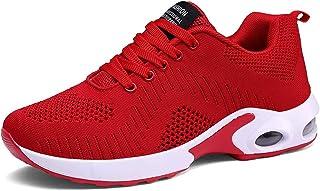 حذاء ركض Pamray نسائي للمشي بوسادة هوائية خفيفة الوزن قابلة للتنفس