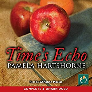 Time's Echo                   By:                                                                                                                                 Pamela Hartshorne                               Narrated by:                                                                                                                                 Christine Mackie                      Length: 13 hrs and 5 mins     46 ratings     Overall 4.4