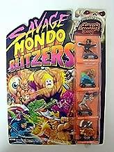 Savage Mondo Blitzer Concrete Breakfast Gang