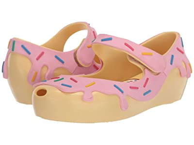 Mini Melissa Ultragirl Donut BB (Toddler/Little Kid) (Yellow/Pink) Girl